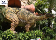 Waterproof Life Size Outdoor Dinosaur For Theme Park / 6 Meters CE  RoHS