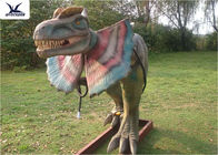 Vivid Moving Dinosaur Lawn Decorations Animatronic Handmade Withforeleg Movement
